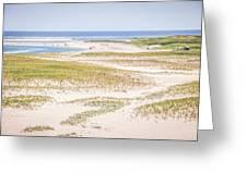 Chatham Lighthouse Beach Greeting Card