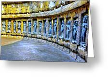 Chausath Yogini Temple Greeting Card