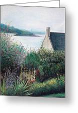 Chausey Greeting Card
