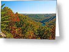 Cheat River Greeting Card