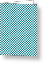 Checkerboard Greeting Card