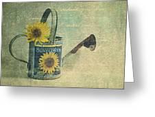 Cheerfulness Greeting Card