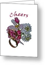 Cheers  A Greeting Card Greeting Card