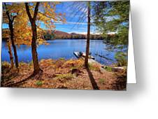 Cherished View Greeting Card