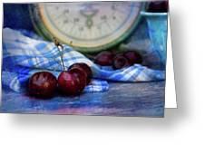 Cherry Love Greeting Card