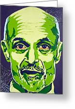 Chertoff Greeting Card