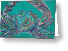 Chesapeake Blue Greeting Card