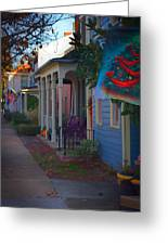Chesapeake City Too Greeting Card