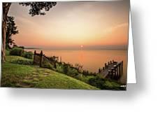 Chesapeake Morning Greeting Card