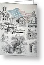 Cheshire Historical Greeting Card