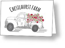Chesilhurst Farm Greeting Card