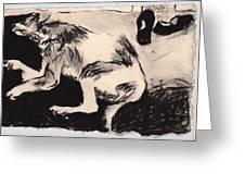 Chesmer Greeting Card by Brad Wilson