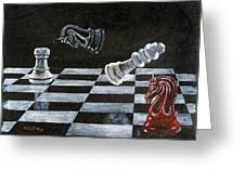 Chess Greeting Card