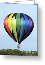 Chester County Balloon Fest 31 Greeting Card