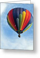 Chester County Balloon Fest 61 Greeting Card