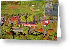 Chestnut Hill Academy 500 West Willow Grove Avenue Greeting Card