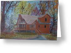 Chestnut Hills Greeting Card