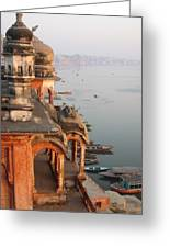 Chet Singh Fort Greeting Card