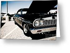 Chevrolet Chevelle Greeting Card