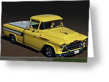Chevy Cameo  Greeting Card