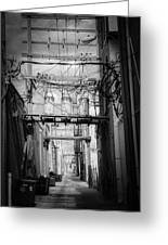 Cheyenne Alley Greeting Card