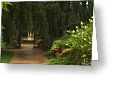 Chicago Botanical Gardens Greeting Card