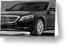 Chicago Limo Rental Greeting Card
