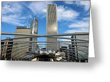 Chicago Steel Greeting Card