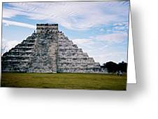 Chichen Itza 4 Greeting Card
