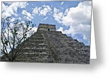 Chichen Itza 6 Greeting Card
