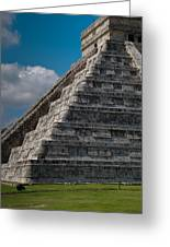 Chichen Itza Greeting Card
