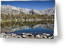 Chickenfoot Lake Greeting Card