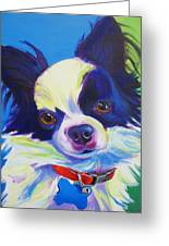 Chihuahua - Esso-gomez Greeting Card by Alicia VanNoy Call