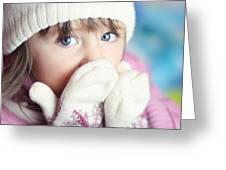 Child Greeting Card