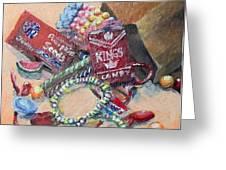 Childhood Treasure Greeting Card