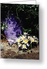 Children's Lotus Boquet Greeting Card