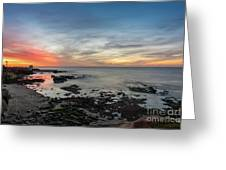 Children's Pool At La Jolla Cove  Greeting Card