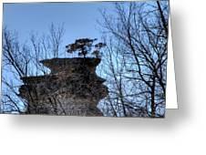 Chimney Rock Greeting Card