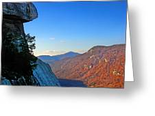 Chimney Rock  2 Greeting Card