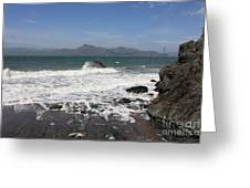 China Beach  Greeting Card