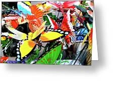Chinatown Toys Greeting Card