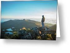 Chirripo National Park Greeting Card