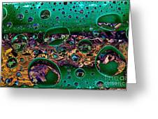 Chloroplasts Greeting Card