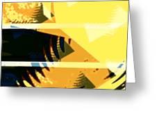 Chnage - Leaf9 Greeting Card