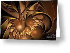 Chocolate Essence Greeting Card
