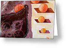 Chocolate Pocket Greeting Card