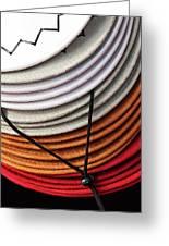 Choices - Western Hat Pileup Greeting Card