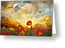 Choose To Fly Greeting Card