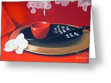Chopsticks Greeting Card