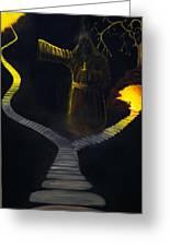 Chosen Path Greeting Card
